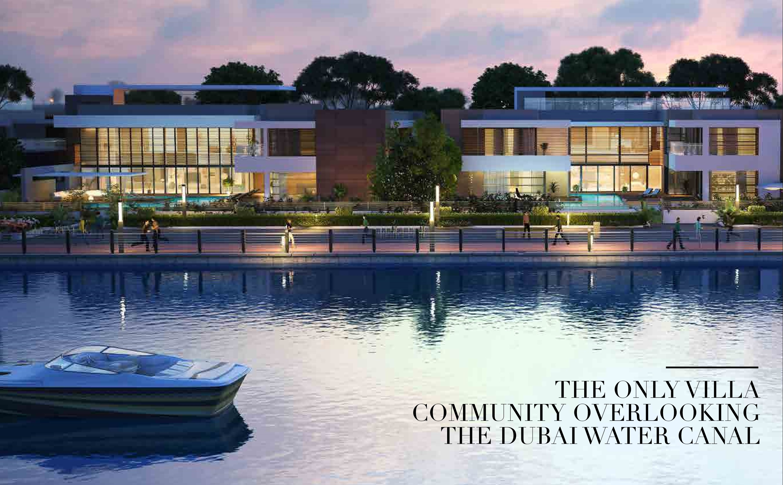 Hartland Waterfront Villas