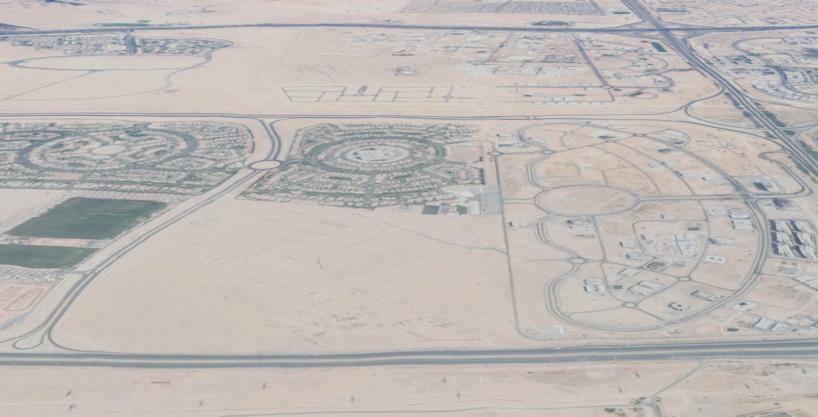 Dubailand Oasis Plots