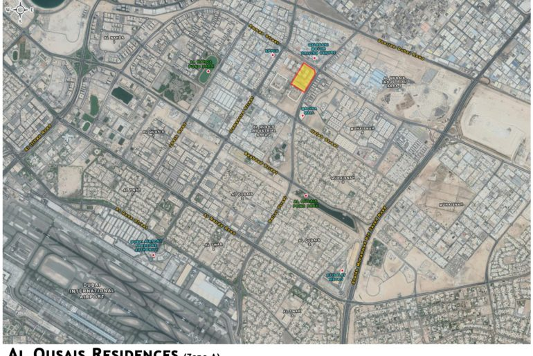 Al Qusais Residences plots